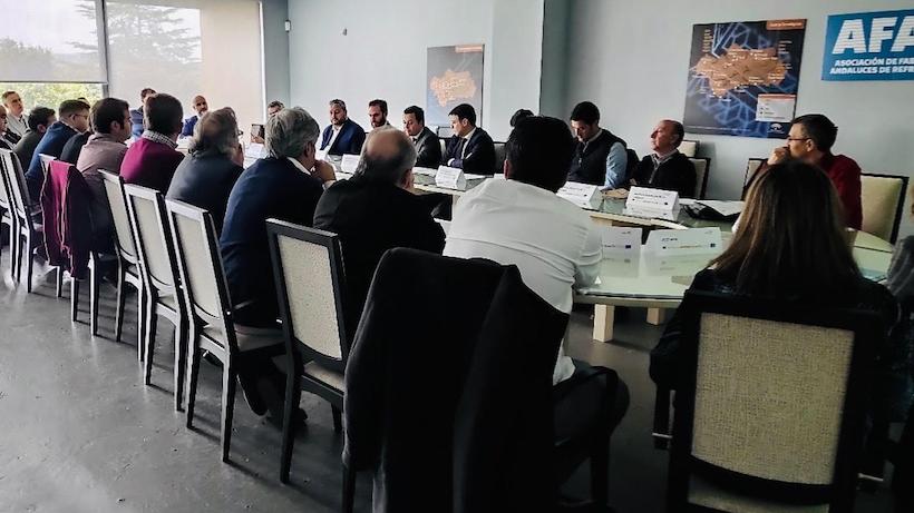 Garántia participa en Lucena en la II Reunión técnica